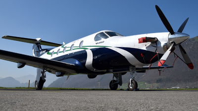 HB-FWT - Pilatus PC-12/47 - Private