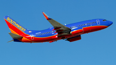 N969WN - Boeing 737-7H4 - Southwest Airlines