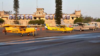 MHTG - Airport - Ramp