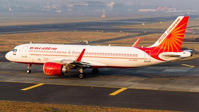 A picture of VTEXV - Airbus A320251N - Air India - © Chetan Puthran - AirTeamImages