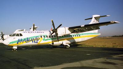 F-GREG - ATR 42-320 - Aviosarda