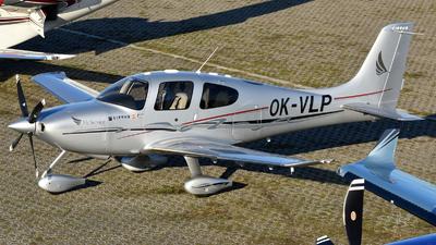 OK-VLP - Cirrus SR22-GTS G3 - Private