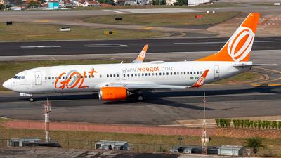 PR-GXL - Boeing 737-8EH - GOL Linhas Aereas