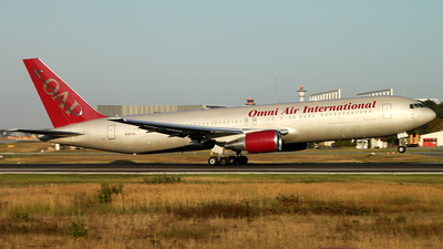 N387AX - Boeing 767-319(ER) - Omni Air International (OAI)