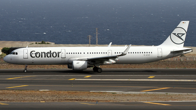 D-ATCF - Airbus A321-211 - Condor