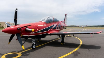 A54-028 - Pilatus PC-21 - Australia - Royal Australian Air Force (RAAF)
