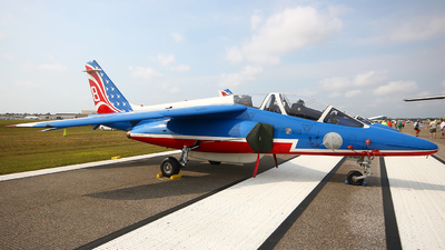 E68 - Dassault-Breguet-Dornier Alpha Jet E - France - Air Force