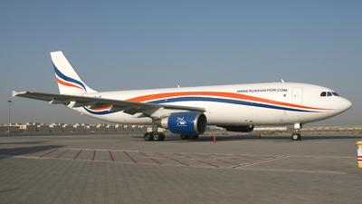 A6-JIM - Airbus A300B4-605R(F) - RUS Aviation
