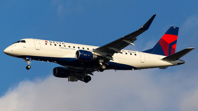 N291SY - Embraer 170-200LL - Delta Connection (SkyWest Airlines)