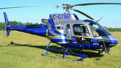 C-GTNR - Aérospatiale AS 350B3 Ecureuil - Canada - Nova Scotia Department of Natural Resources