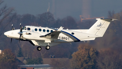 A picture of HZBRQ1 - Beech Super King Air 350 -  - © Fabian Behr