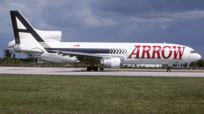 N307GB - Lockheed L-1011-200(F) Tristar - Arrow Air