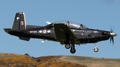 NZ1403 - Raytheon T-6C Texan II - New Zealand - Royal New Zealand Air Force (RNZAF)