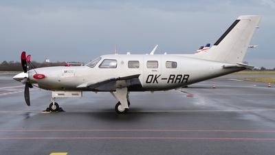 OK-RRR - Piper PA-46-M600 - Private