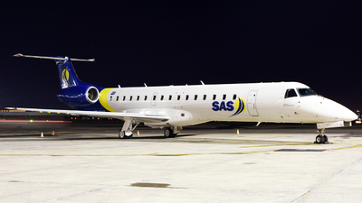 ZS-SAG - Embraer ERJ-145LR - Sahel Aviation Service (SAS)