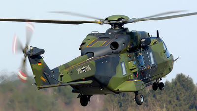79-04 - NH Industries NH-90TTH - Germany - Army