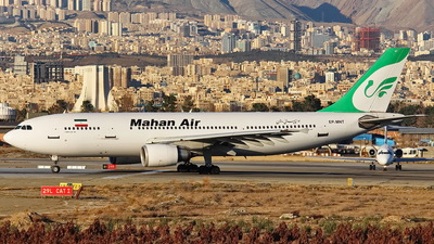 A picture of EPMNT - Airbus A300B4603 - [546] - © Maryam Gharehbaghizade