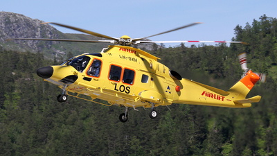 LN-OXH - Agusta-Westland AW-169 - Airlift