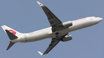 B-1318 - Boeing 737-89P - China Eastern Airlines