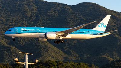 PH-BHO - Boeing 787-9 Dreamliner - KLM Royal Dutch Airlines