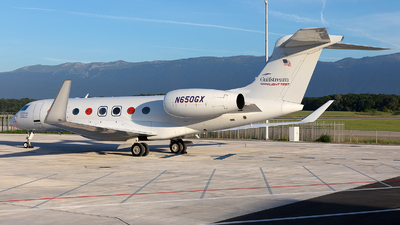 N650GX - Gulfstream G650 - Gulfstream Aerospace