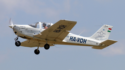 HA-VOH - Tecnam P2002JF Sierra - CAVOK Aviation Training