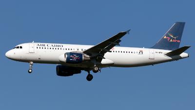 A picture of SUBPW - Airbus A320214 - Air Cairo - © Fabrizio Gandolfo