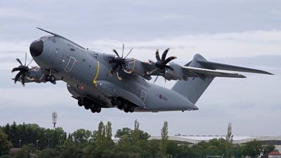 ZM407 - Airbus A400M - United Kingdom - Royal Air Force (RAF)