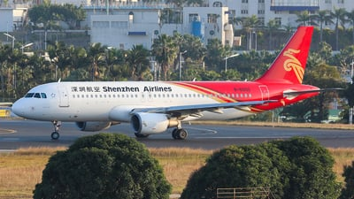 B-6550 - Airbus A320-214 - Shenzhen Airlines