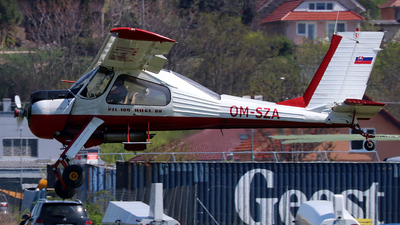 OM-SZA - PZL-Okecie 104 Wilga 80 - Private