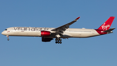 G-VTEA - Airbus A350-1041 - Virgin Atlantic Airways