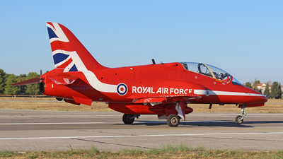 XX245 - British Aerospace Hawk T.1A - United Kingdom - Royal Air Force (RAF)