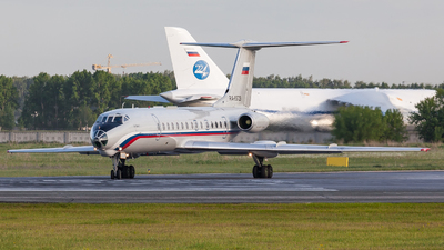 RA-65729 - Tupolev Tu-134A-3 - Russia - Air Force
