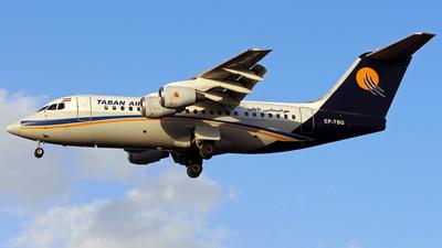 A picture of EPTBG - Avro RJ85 - Taban Airlines - © Sadra Mosalla