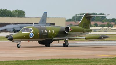 LJ-1 - Bombardier Learjet 35A/S - Finland - Air Force