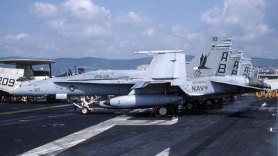 163440 - McDonnell Douglas F/A-18C Hornet - United States - US Marine Corps (USMC)