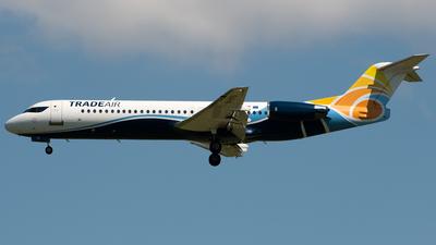 9A-BTD - Fokker 100 - Trade Air