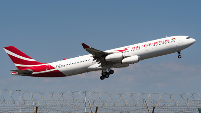 A picture of 3BNBE - Airbus A340313 - Air Mauritius - © Matteo Buono