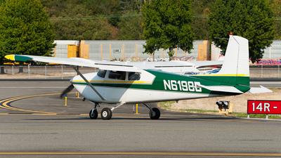A picture of N6198B - Cessna 182A Skylane - [34198] - © SpotterPowwwiii