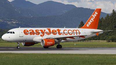 G-EZIX - Airbus A319-111 - easyJet
