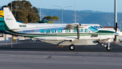 A picture of VHOZH - Cessna 208B Grand Caravan - [208B0464] - © Andrew Lesty