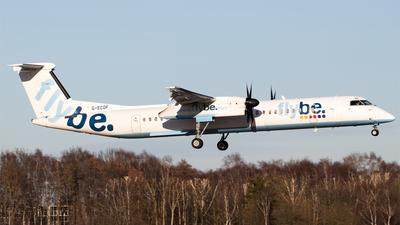 G-ECOF - Bombardier Dash 8-Q402 - Flybe