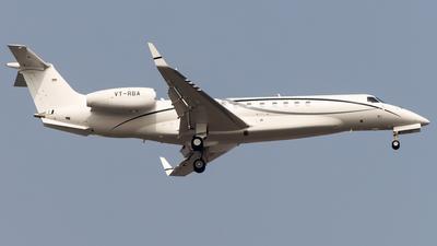 A picture of VTRBA - Embraer Legacy 650 - [14501128] - © Janam Parikh