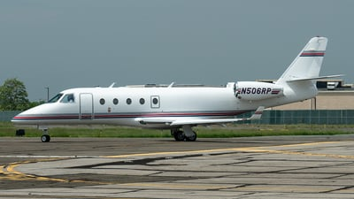 N506RP - Gulfstream G150 - Private