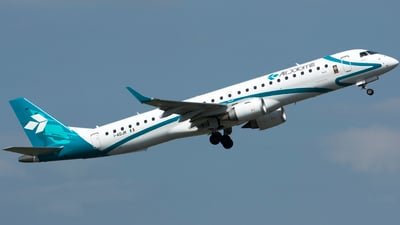 I-ADJR - Embraer 190-200LR - Air Dolomiti