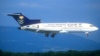 HZ-OCV - Boeing 727-21 - Saudi Arabia - Special Flight Division