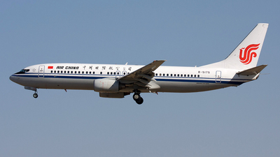 B-5175 - Boeing 737-86N - Air China