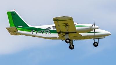 PT-VOX - Embraer EMB-810D Seneca III - Private