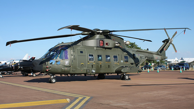 ZK001 - Agusta-Westland Merlin HC.3A - United Kingdom - Royal Navy