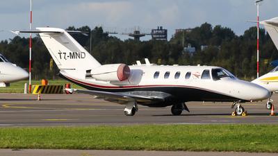 T7-MND - Cessna 525 Citation CJ1 - Private